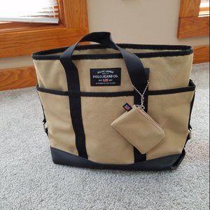 Ralph Lauren Polo Jeans Co Tote Bag